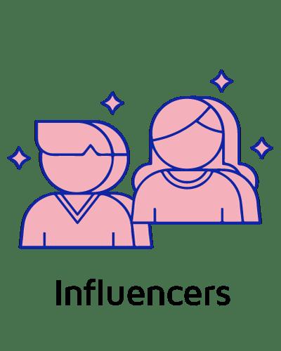 ConfirmPlusChop Influencers